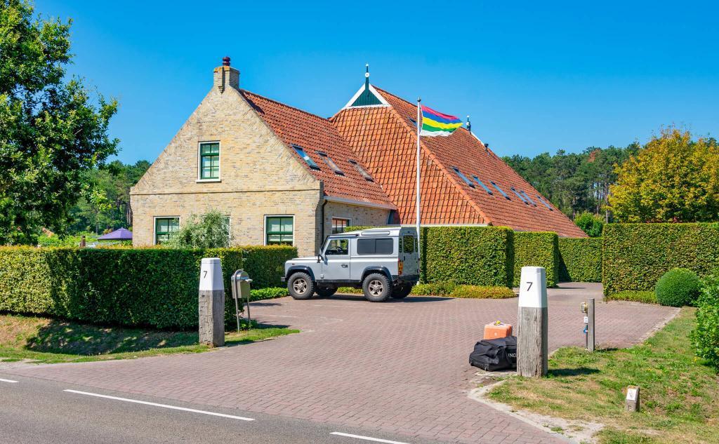 Appartementen in boerderij Terschelling