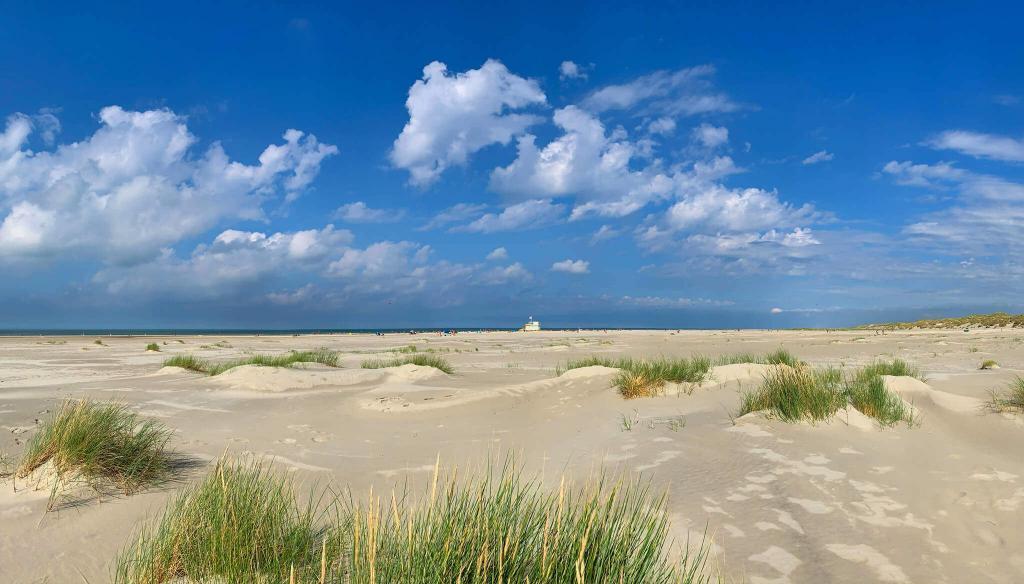 strand Midsland aan Zee
