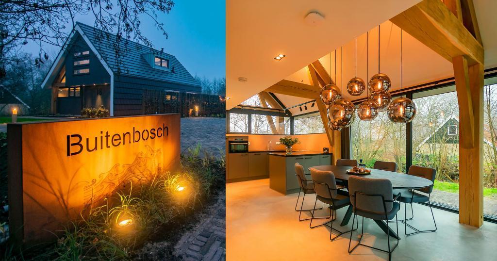 luxe vakantiehuis Terschelling