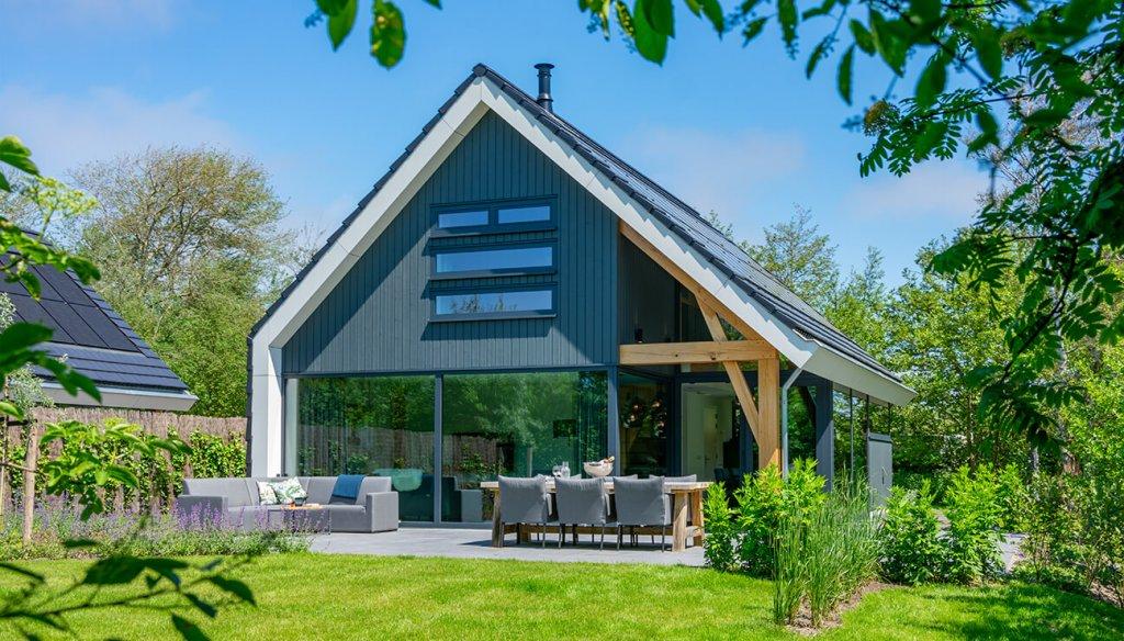 Luxe vakantiehuis - villa Buitenbosch